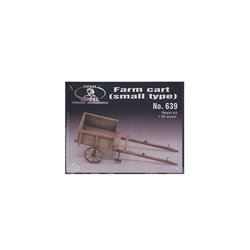 ROYAL MODEL 639 1/35 Farm Cart (Small Type)