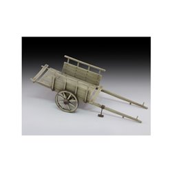 ROYAL MODEL 640 1/35 Farm Cart Big Type