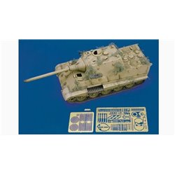 ROYAL MODEL 030 1/35 Jagdtiger Sd. Kfz. 186 For Tamiya