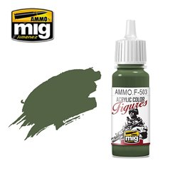 AMMO BY MIG AMMO.F-503 DARK OLIVE GREEN FS-34130 17ml