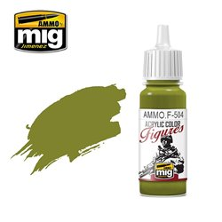 AMMO BY MIG AMMO.F-504 YELLOW GREEN FS-34259 17ml