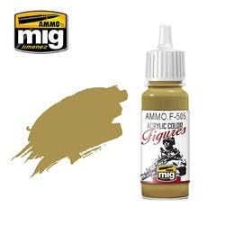 AMMO BY MIG AMMO.F-505 PALE YELLOW GREEN FS-33481 17ml