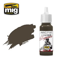 AMMO BY MIG AMMO.F-507 MATT EARTH FS-34088 17ml