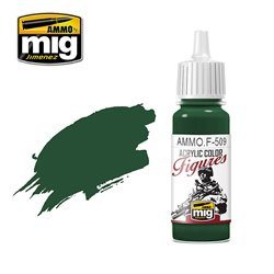 AMMO BY MIG AMMO.F-509 UNIFORM GREEN BASE FS-34128 17ml