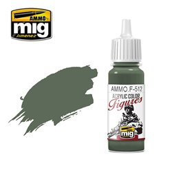 AMMO BY MIG AMMO.F-512 FIELD GREY FS-34159 17ml
