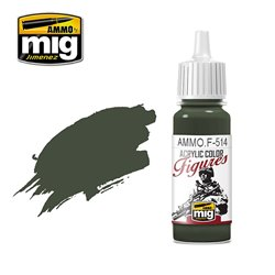 AMMO BY MIG AMMO.F-514 FIELD GREY SHADOW FS-34086 17ml