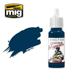 AMMO BY MIG AMMO.F-518 MARINE BLUE 17ml