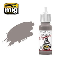 AMMO BY MIG AMMO.F-521 GREY LIGHT BROWN 17ml