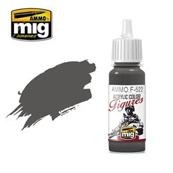 AMMO BY MIG AMMO.F-522 SLATE GREY 17ml