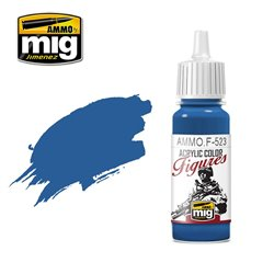 AMMO BY MIG AMMO.F-523 UNIFORM BLUE 17ml
