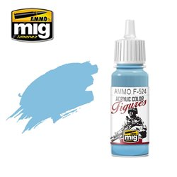 AMMO BY MIG AMMO.F-524 LIGHT SKY BLUE 17ml