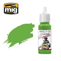 AMMO BY MIG AMMO.F-528 PURE GREEN 17ml