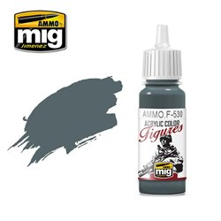 AMMO BY MIG AMMO.F-530 BLUISH GREY 17ml