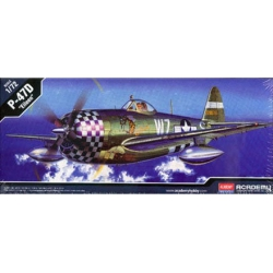 """ACADEMY 12474 1/72 P-47D """"EILEEN"""""""