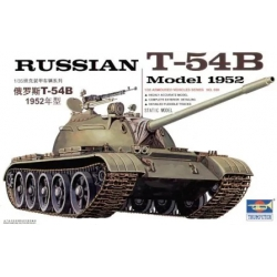 TRUMPETER 00338 1/35 Russian T-54B Model 1952
