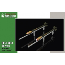 SPECIAL HOBBY SH32075 1/32 British WWII Rockets