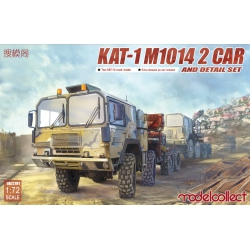 MODELCOLLECT UA72191 1/72 KAT-1 M1014 2 car and detail set