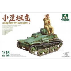 TAKOM 1009 1/16 Chinese Army Type 94 Tankette