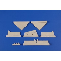 CMK 7432 1/72 A-4B/Q Skyhawk Control Surfaces