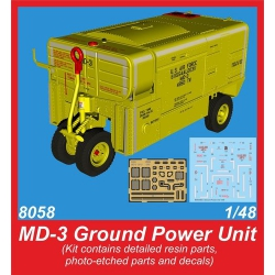CMK 8058 1/48 MD-3 Ground Power Unit