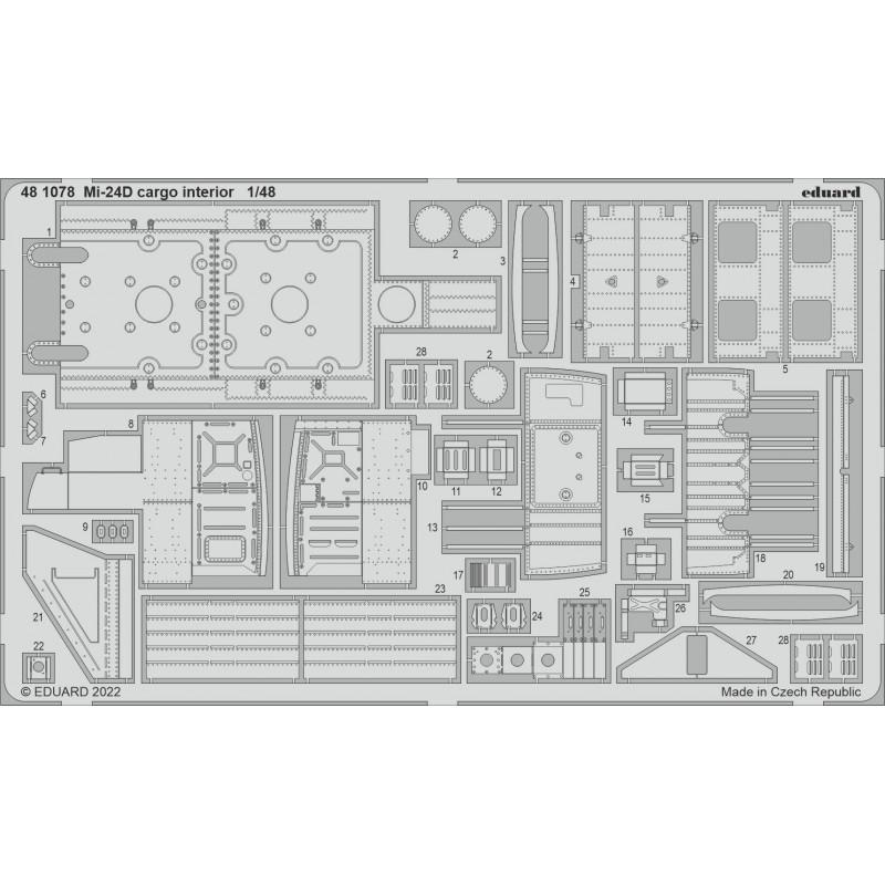 CAESAR MINIATURES H057 1/72 Modern Israeli Defense Force