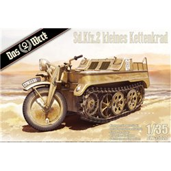 DAS WERK DW35020 1/35 Sd.Kfz.2 kleines Kettenkraftrad