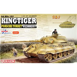 DRAGON 6848 1/35 Kingtiger
