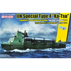 """DRAGON 6849 1/35 Special Type 4 """"Ka-Tsu"""""""