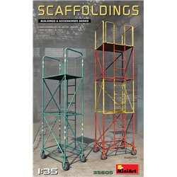 MINIART 35605 1/35 Scaffoldings