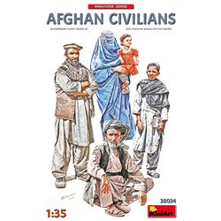 MINIART 38034 1/35 Afghan Civilians