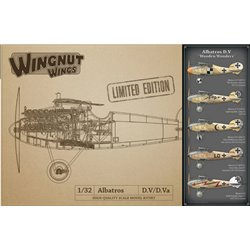 "WINGNUT WINGS 32903 1/32 Albatros D.V ""Wooden Wonders"""