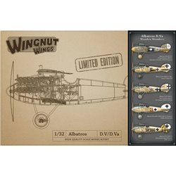 "WINGNUT WINGS 32908 1/32 Albatros D.Va ""Wooden Wonders"""