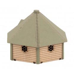 FALLER 180989 HO 1/87 7 Bancs d'église - 7 Church benches