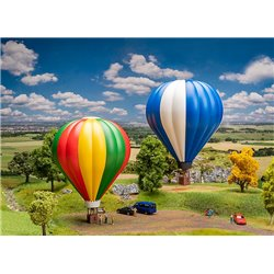 FALLER 190161 HO 1/87 Promotional Set Balloon flight