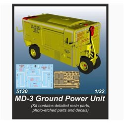 CMK 5130 1/32 MD-3 Ground Power Unit