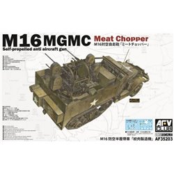 AFV CLUB AF35203 1/35 M16 MGMC Meat Chopper