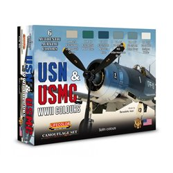 LIFECOLOR CS46 USN & USMC WWII Colors