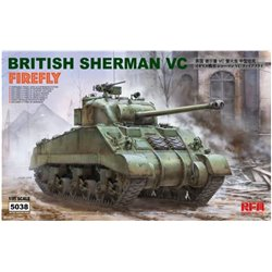 RYE FIELD MODEL RM-5038 1/35 British Sherman VC Firefly