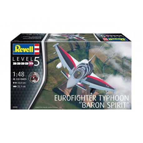 REVELL 03848 1/48 Eurofighter Typhoon