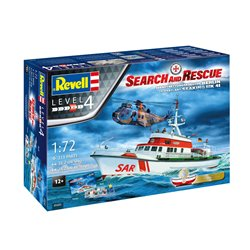 REVELL 05683 1/72 SAR DGzRS Arkona and Westand Seaking Mk.41