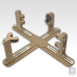 FALLER 130159 HO 1/87 Poste de pompiers moderne - Modern fire station
