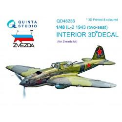 AIRWAVES AC7225 1/72 F14 Tomcat Canopy