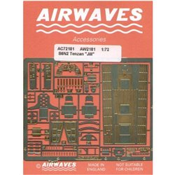 AIRWAVES AC72181 1/72 Nakajima B6N2 Tenzan 'Jill'