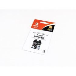 AIRWAVES SC7211 1/72 E.C.M Pod ECM Pod AN/ALQ-101(V)10
