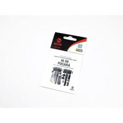 HGW MODELS 481011 1/48 Free Lines Silver Rivets 360cm