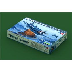 HOBBY BOSS 80387 1/48 F4U-4 Corsair Late version