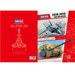 HOBBY BOSS 2018-2019 Catalogue - Catalog