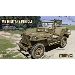 MENG VS-011 1/35 MB Military Vehicle