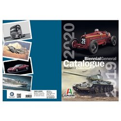 ITALERI 2019-2020 Catalogue - Catalog