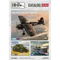 IBG 2020 Catalogue - Catalog